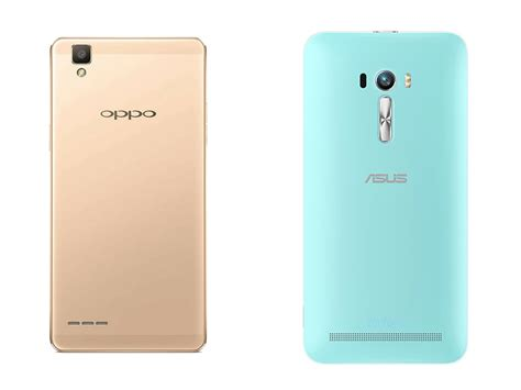 Hp Asus Zenfone Selfie Bekas perbandingan bagus mana hp oppo f1 vs asus zenfone selfie