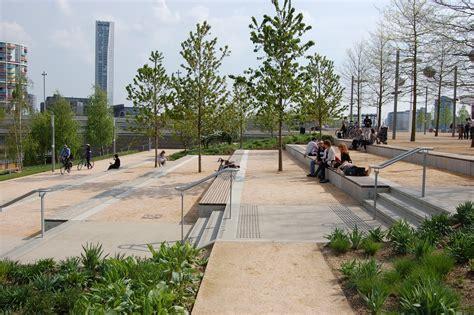queen elizabeth olympic park landscape architects pages