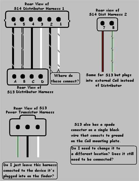 sr20ve distributor wiring diagram 33 wiring diagram