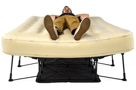 air beds on legs with a stand for support sleeping with air us77