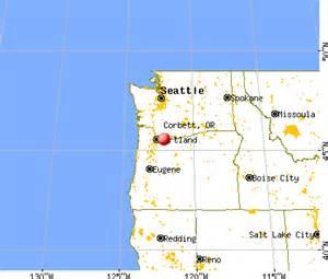 corbett oregon or 97019 profile population maps real