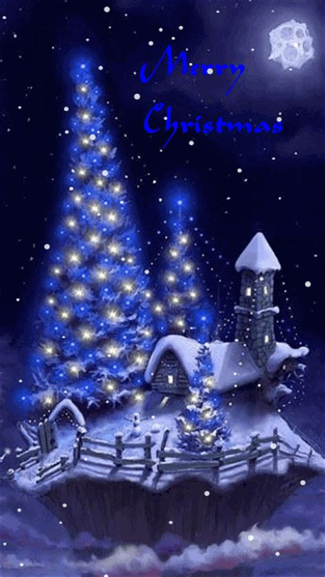 merry christmas tree gif pictures   images  facebook tumblr pinterest  twitter