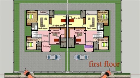 5 bedroom cottage house plans f loor plan of a 5 bedroom bungalow in nigeria house