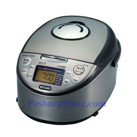 Rice Cooker Tiger picture of tiger jkj g10u 5 5 cup induction heating rice cooker