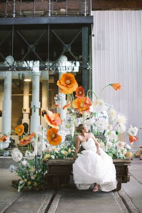 20 most unique floral design ideas for your wedding weddingomania