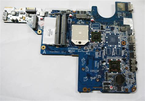 Mainboard Laptop Compaq Cq42 hp compaq cq42 cq62 cq62z g42 g62 series amd motherboard 592809 001 tested 885631611784 ebay