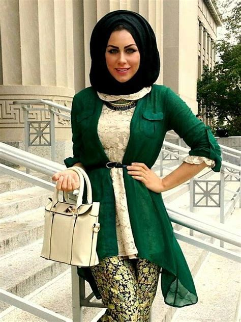 Muslim Mode muslimah fashion style i style