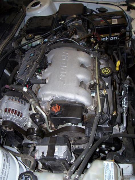 chevrolet malibu leaking intake manifold gasket