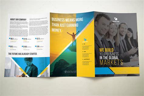 a4 brochure template 22 tri fold brochure templates 2017 free premium