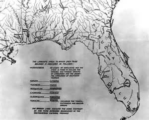 florida memory map of florida depicting location of