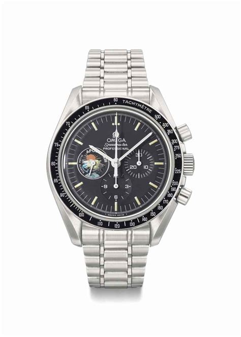 Omega Client Edition omega a limited edition and stainless steel chronograph wristwatch with bracelet
