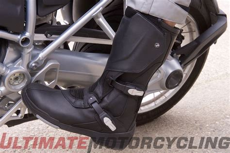 bmw allround boots bmw gravel boot review protective comfort for adv riders