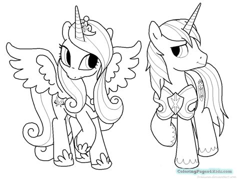 coloring pages my little pony shining armor my little pony coloring pages shining armor coloring