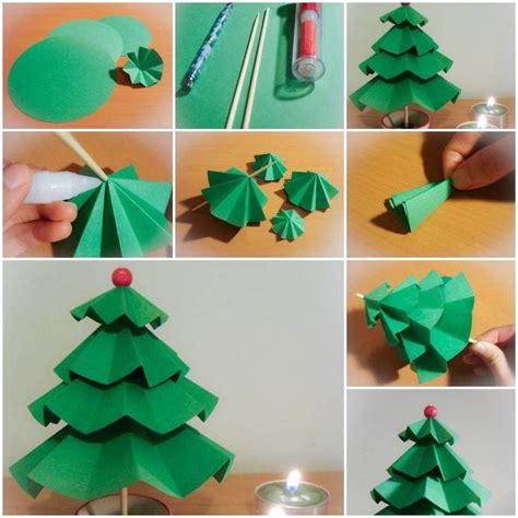 Crafts With Papers - easy paper folding crafts recycled things