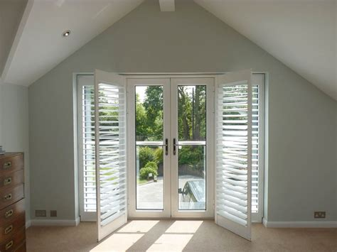 Shutters For Patio Doors Door Shutters Shakespeare Shutters