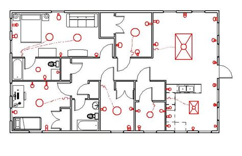 architectural electrical symbols for floor plans 6 cea january 2012