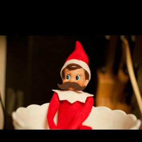 elf on the shelf printable mustache 114 best elfcapades of the elf on the shelf images on