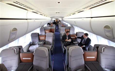 Lufthansa 747 8 Cabin by Ecco Il Boeing L Aereo Pi 249 Lungo Mondo