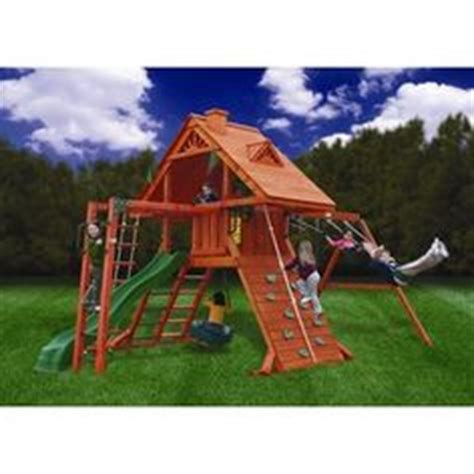 backyard discovery highlander playset toys r us 2017