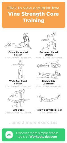 printable workouts images
