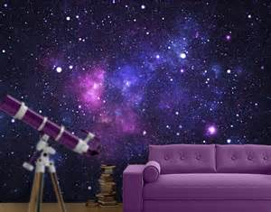 fleece wall mural galaxy wallpaper wall art wall decor outer space outer space wall sticker decals for boys room wall mural boys space