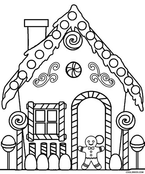 templates for coloring books gingerbread house coloring template svoboda2 com