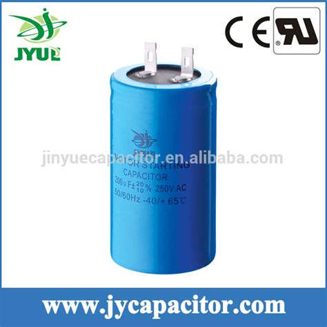 250v 100uf capacitor price 250v aluminum electrolytic capacitor single phase capacitor motors from wenling jiayang
