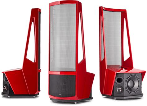 Home Theater Design Group by Martinlogan 174 Premium Hifi Speakers For Home Theater Amp Stereo