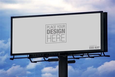 image gallery billboard psd