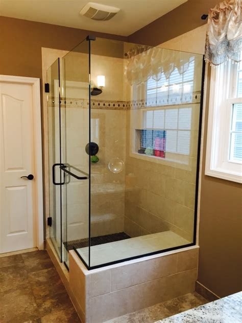 Glass Shower Doors Michigan Glass Shower Door Installation Michigan Frameless Doors