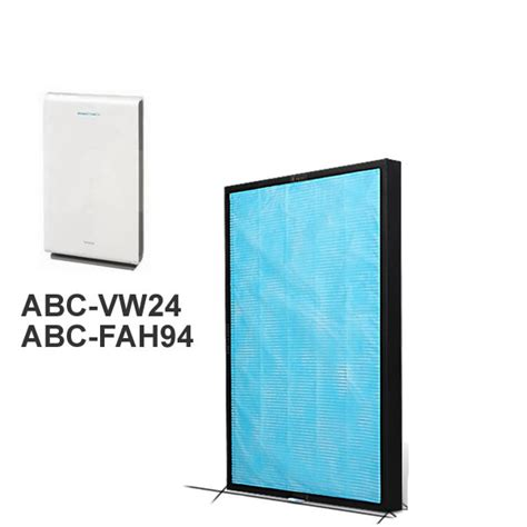 Air Purifier Sanyo 42 5 28 5 3cm air purifier parts abc fah94 hepa filter for