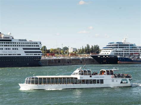 bateau mouche montreal croisi 232 re excursion en bateau mouche 1 h 30 croisi 232 res