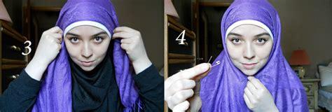tutorial hijab untuk orang yang berkacamata tutorial hijab untuk anda yang ingin til seperti wanita