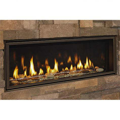 majestic echelon ii 60 quot ng direct vent fireplace echel60in