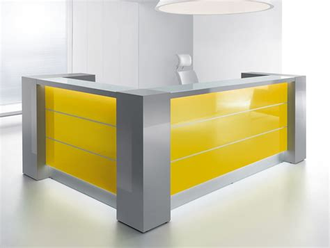 Valde Reception Desk Valde Reception Desk Custom Designed Reception Counter