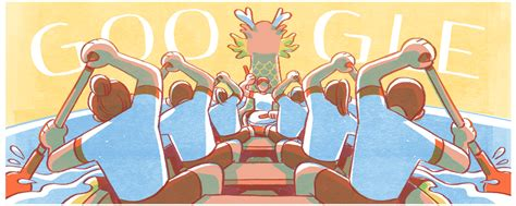 dragon boat festival time google doodle what to know about asia dragon boat