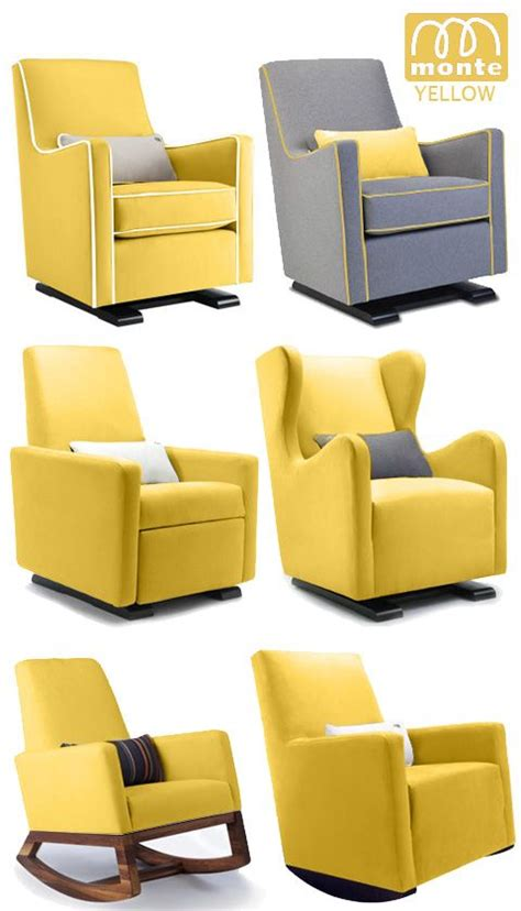 Modern Nursery Rocking Chair 25 Best Ideas About Gray Yellow Nursery On Baby Room Gray Nursery And Yellow