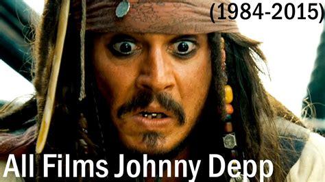 film johnny depp tentang narkoba all films johnny depp 1984 2015 youtube