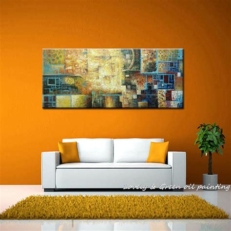 wall paints for living room made abstract painting on canvas modern decorative painting living room wall