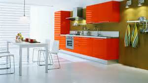 Orange And White Kitchen Ideas Orange Kitchen Decorating Ideas 7196 Baytownkitchen