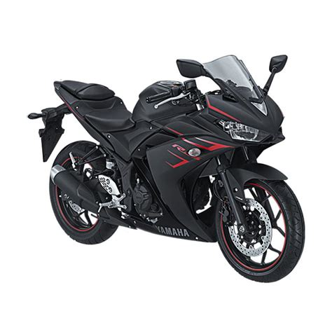 sepeda motor r 25 jual yamaha all new r25 abs sepeda motor spectre black