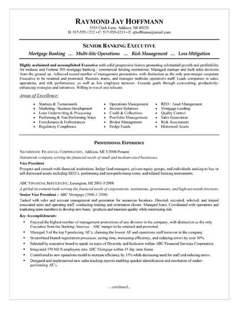 Sle Resume Branch Manager Insurance Underwriting Resume Exles 35 Images Exle Cover Letter For Mortgage Underwriter Resume