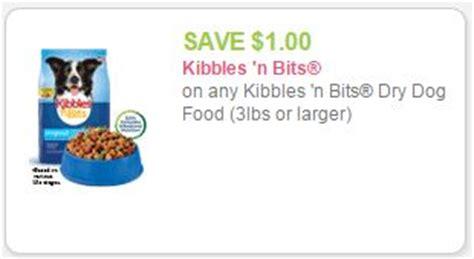 printable kibbles and bits dog food coupons new kibbles n bits coupon dry dog food for 4 49 at