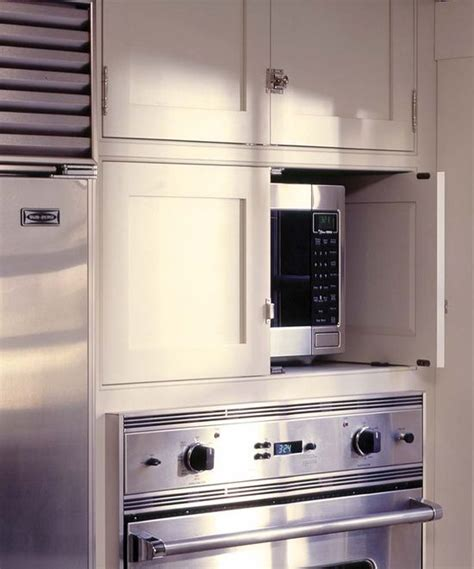 Kitchen Cabinet For Microwave Microwave Cabinet Kitchens