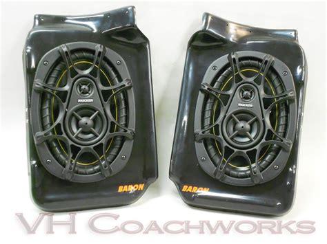 Speaker Rod Sound Box 8 67 72 chevy speaker enclosures current truck ideas