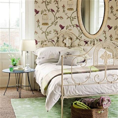 french style bedroom wallpaper blending modern vintage bedroom into classy freshnist