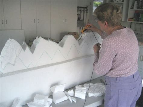How To Make A Mountain Model Out Of Paper - 17 best images about pole on
