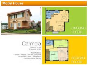 House Floor Plan Philippines by Carmela 65 Sqm Real Estate Roxas City Philippines
