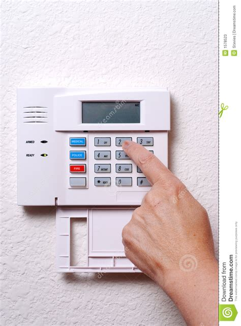 home security stock photos image 1578523