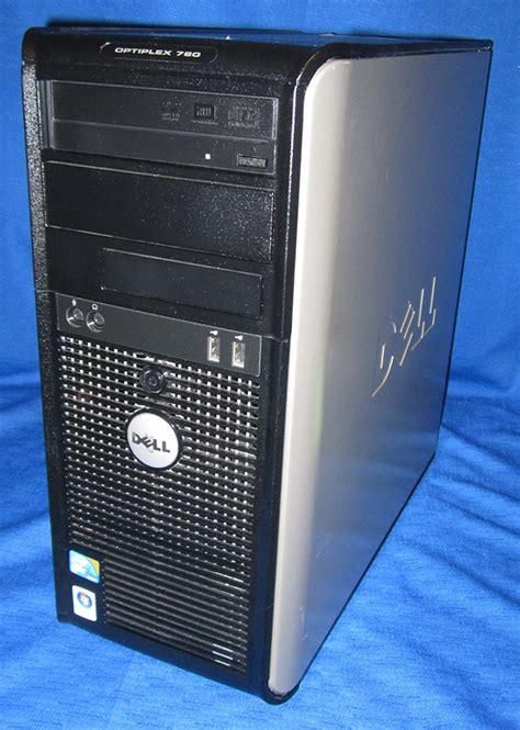Cpu Dell Optiplex 780 2 Duo Speed Tinggi dell optiplex 780 computer core2 duo e8400 3 0 ghz 4gb 250gb dvd rw win7 pro ebay